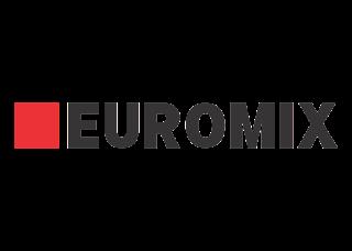 Euromix Logo Vector