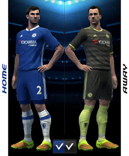 PES 2013 Leaked Kitpack 2016/17 by PES Gear
