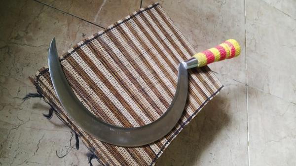 Celurit, Senjata Tradisional Dari Madura