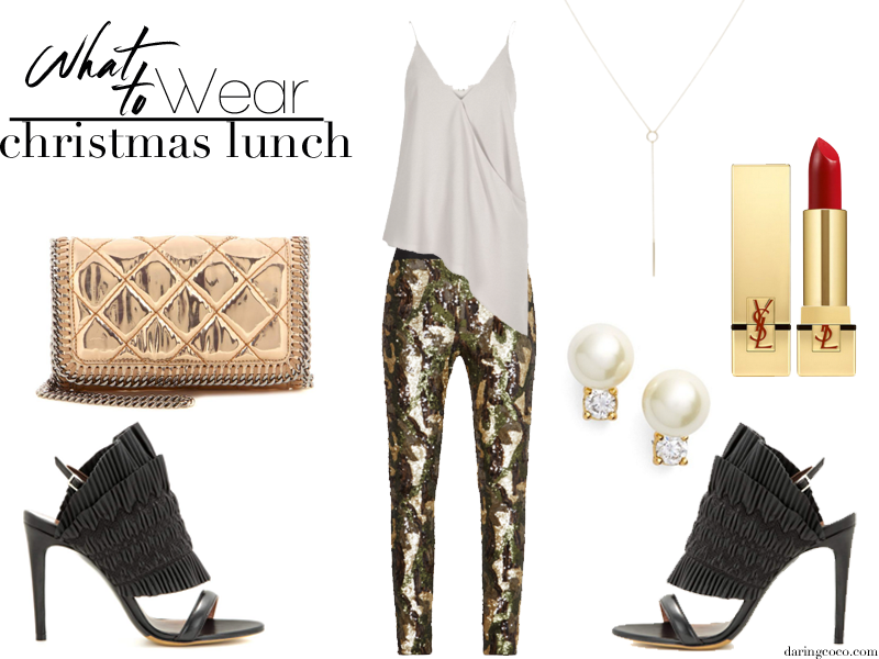 what to wear to christmas lunch