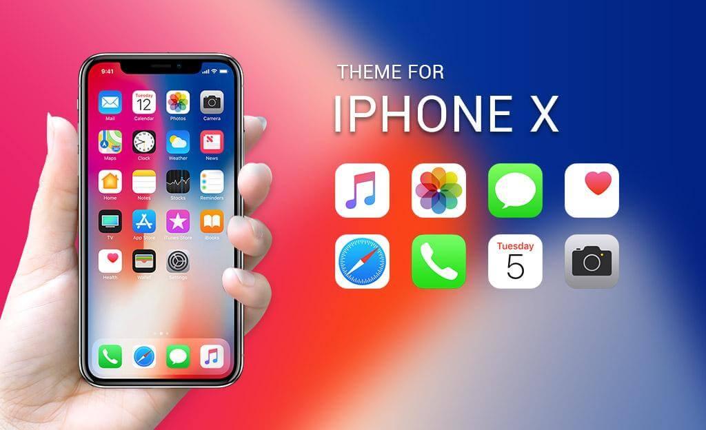 Hướng dẫn đổi giao diện Iphone đời cũ sang giao diện Iphone X dễ dàng