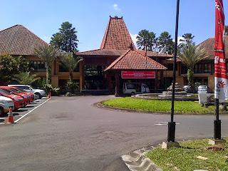 Hotel Laras Asri Salatiga