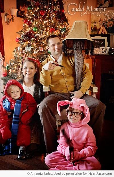 Fun Family Christmas Card Ideas Cards