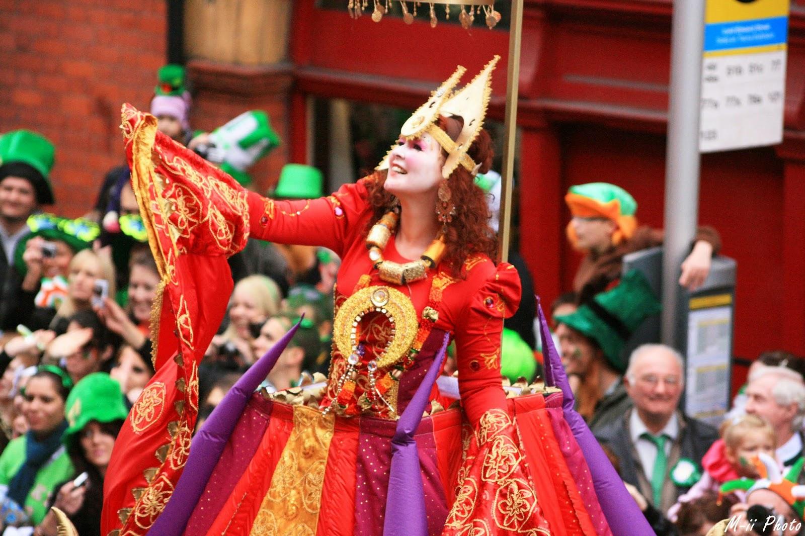 M-ii Photo : St Patrick 2011 à Dublin