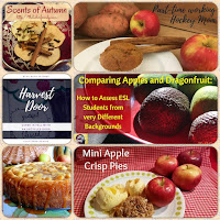 Blog With Friends, multi-blogger posts. This month's theme: Apples | Shared on www.BakingInATornado.com | #recipe #DIY