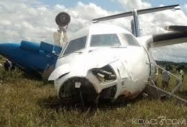 Guinée: Crash d'un avion à Souguéta (Kindia), Communiqué du Gouvernement