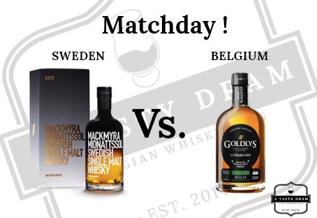 Sweden vs Belgium