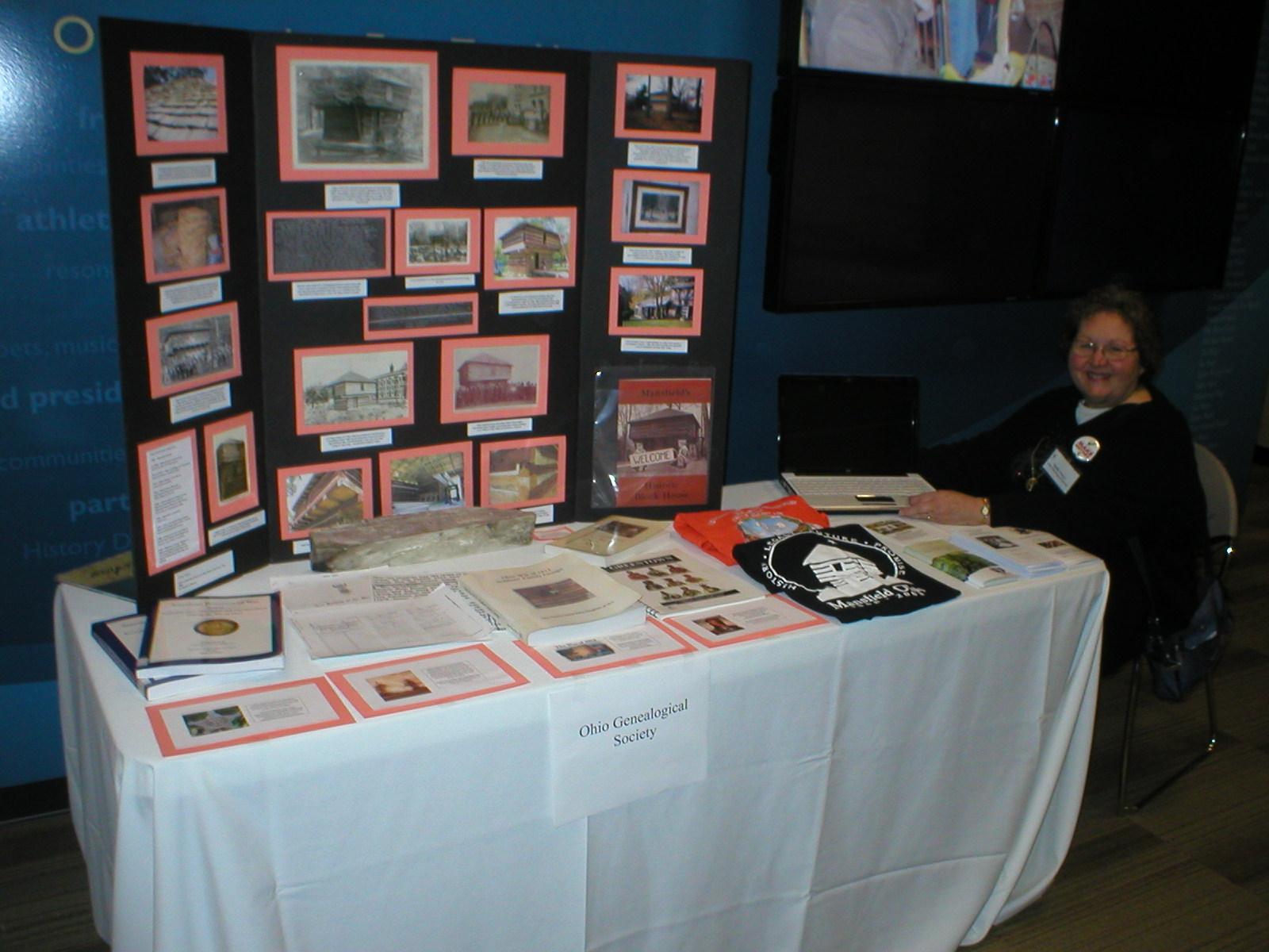 Ohiogenealogicalsociety Ogs At Statehood Day