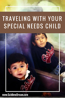 Traveling with special needs children this summer?  Check out my best tips and tricks here!