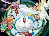 Film Eiga Doraemon: Shin Nobita no Nippon tanjou (2016) Full Movie Gratis