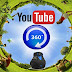 What is Live 360-degree YouTube Videos
