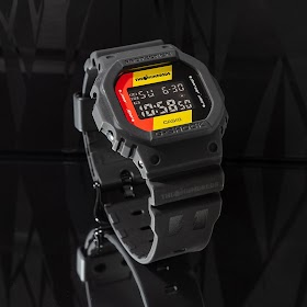 Casio G-SHOCK Partners With The Hundreds On New 35th Anniversary Collaboration Timepiece