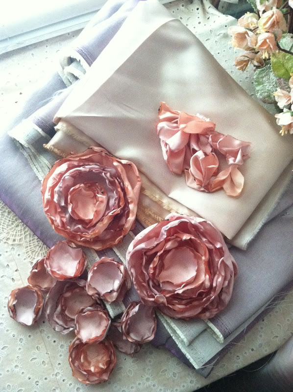 Beautiful Flowers 2019 » diy fabric flowers   Beautiful Flowers