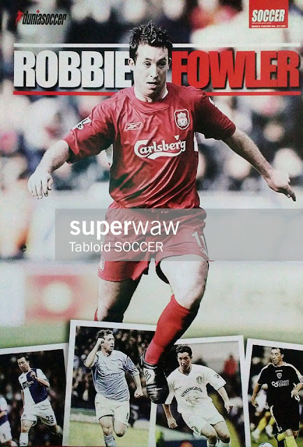 Poster Robbie Fowler