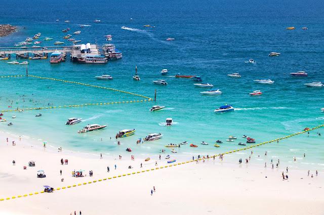 泰國跳島、芭達雅跳島