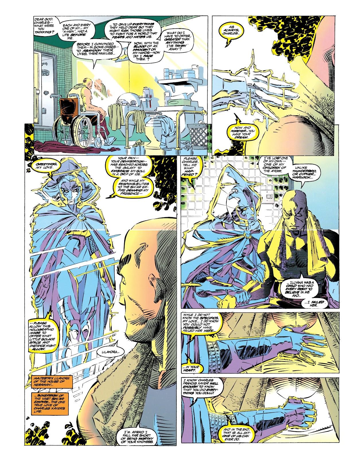 Uncanny X-Men (1963) issue 304 - Page 7