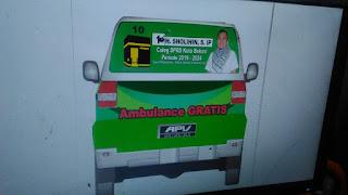 Caleg DPRD Bekasi
