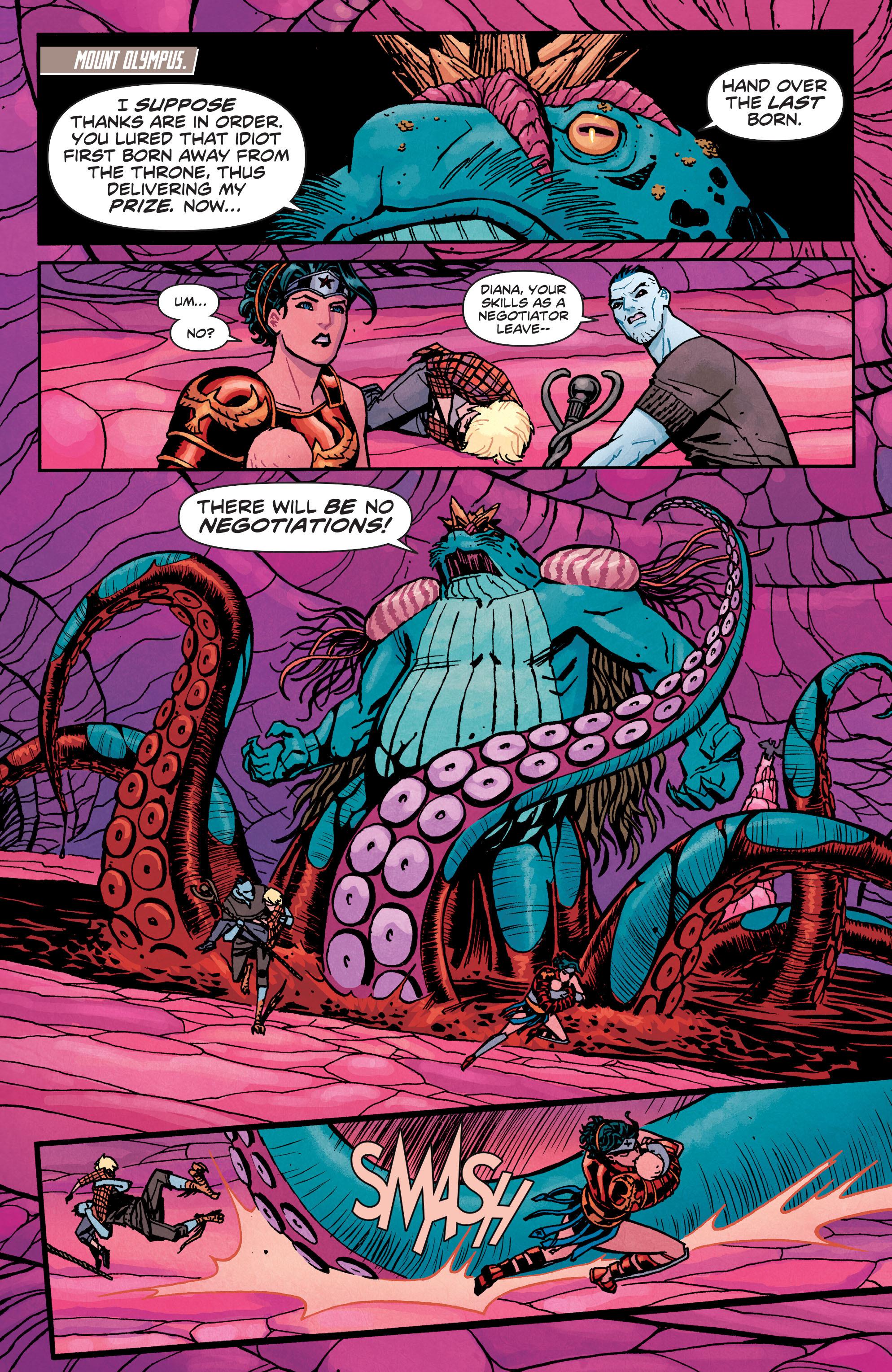 Read online Wonder Woman (2011) comic -  Issue #35 - 2