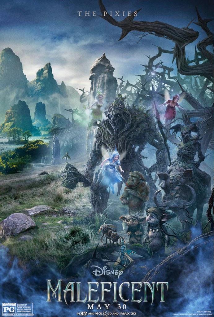 Maleficent's Magical World - New Creature Concept art (aka