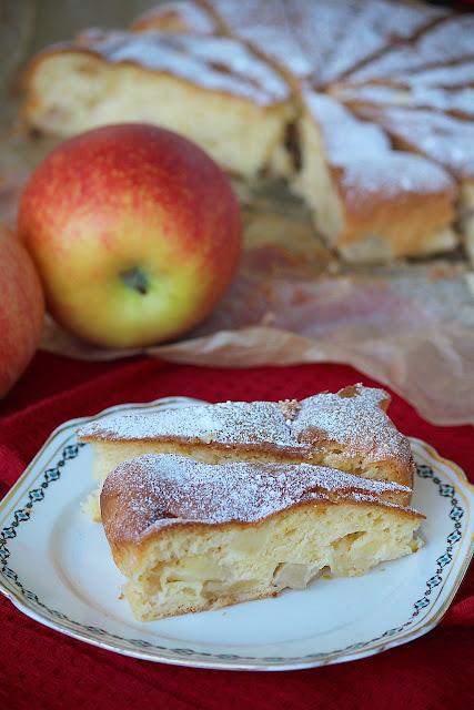 Cytrynowy jabłecznik