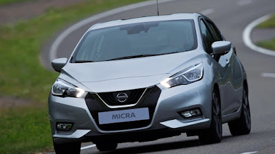 Nissan Micra 2017 small Htachback image