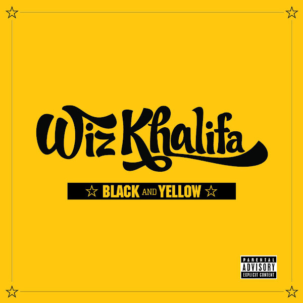 Wiz Khalifa - Black and Yellow (Deluxe) - Single Cover