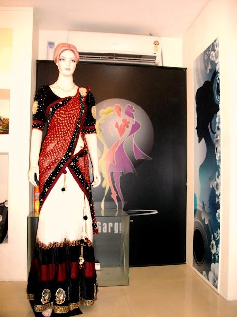 Designer Lehenga Choli Ghaghra