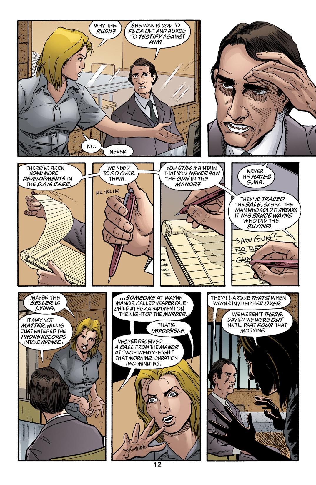 Detective Comics (1937) 767 Page 11