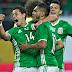 México evita choque con Argentina
