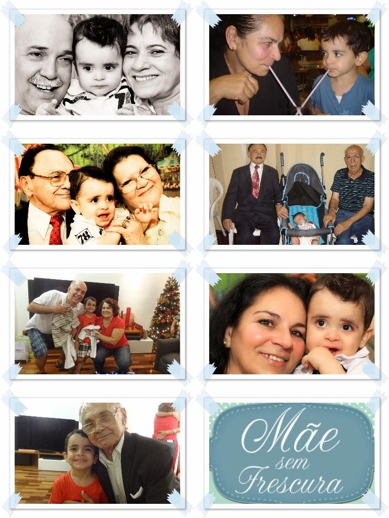 Mãe Sem Frescura - Dia dos Avós - A importância do convívio com os avós