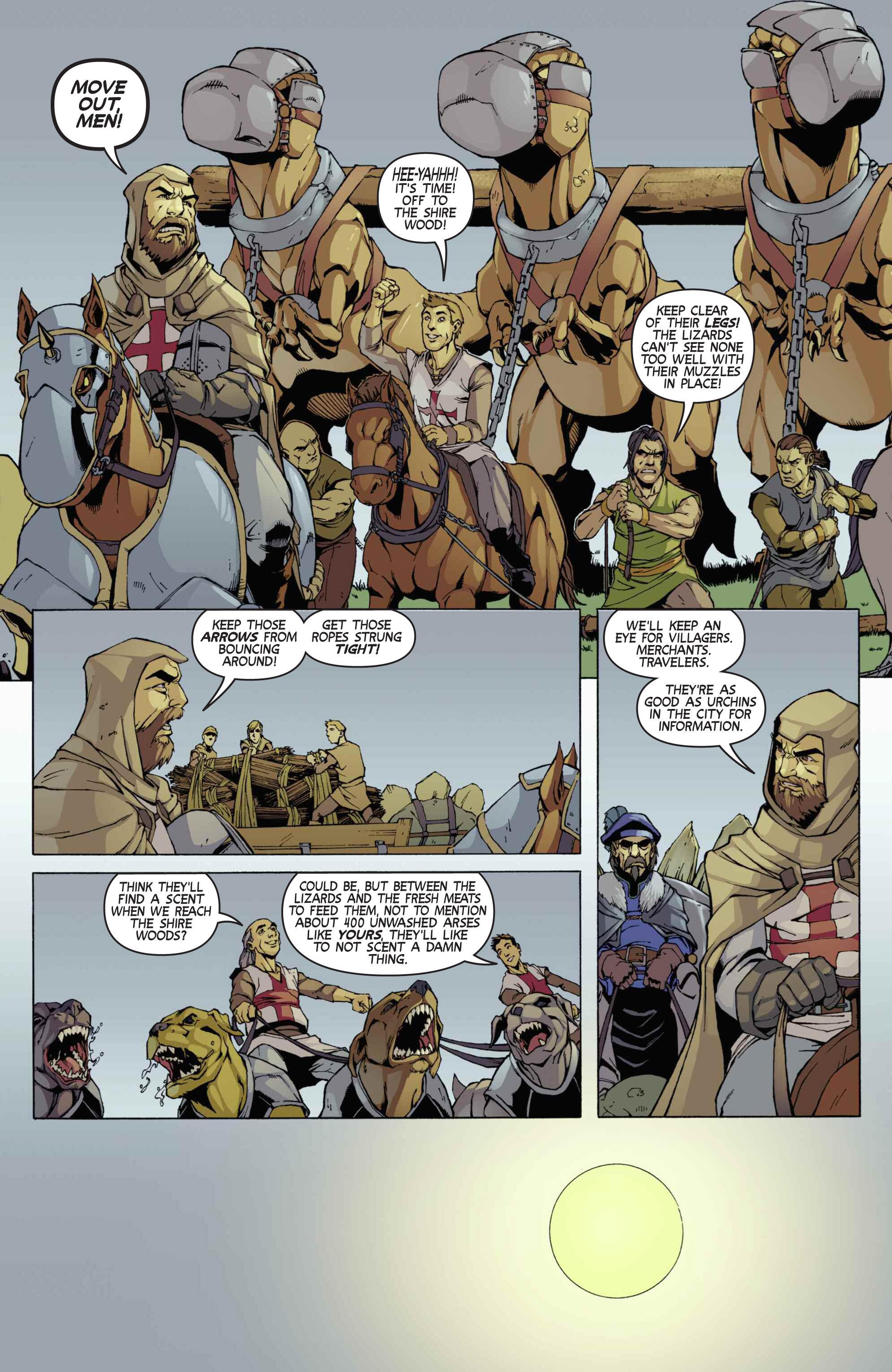 Read online Turok: Dinosaur Hunter (2014) comic -  Issue # _TPB 3 - 73