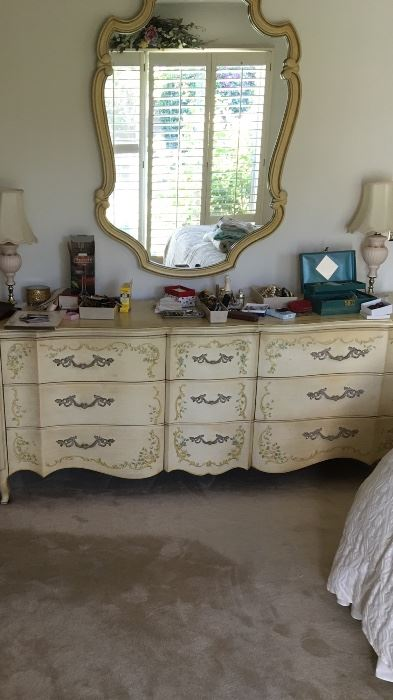 French Provincial Style Furniture Tustin Estate
