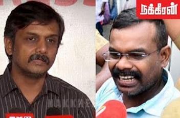 Thirumurugan Gandhi Slams TN Govt | Support Cartoonist Bala