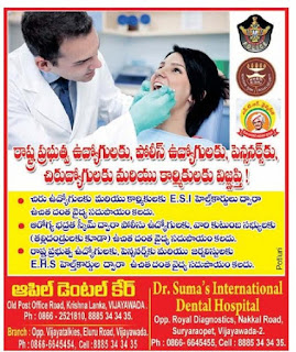 Apple Dental care Vijayawada