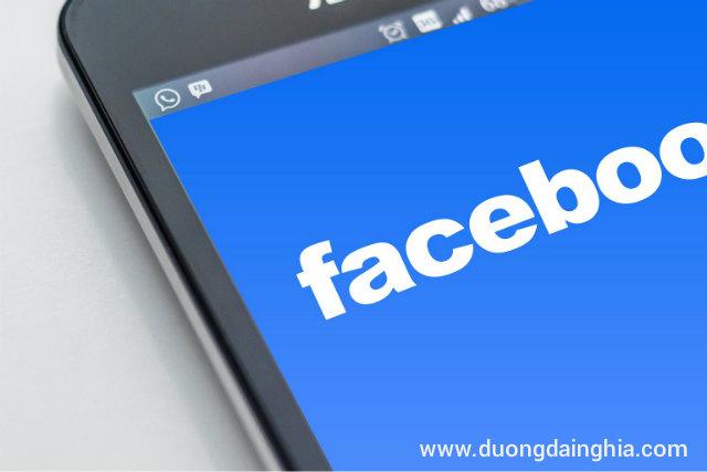 mở khóa facebook 1