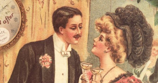 Victorian New Year's Eve Resolutions