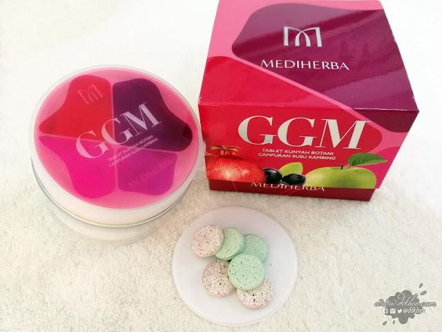 Sihat Dan Cantik Dengan GGM Dan Jus D'ria