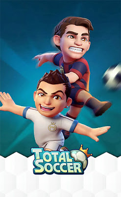 Download Total Soccer MOD APK v1.5.5 Full Hack Android Update Terbaru 2017