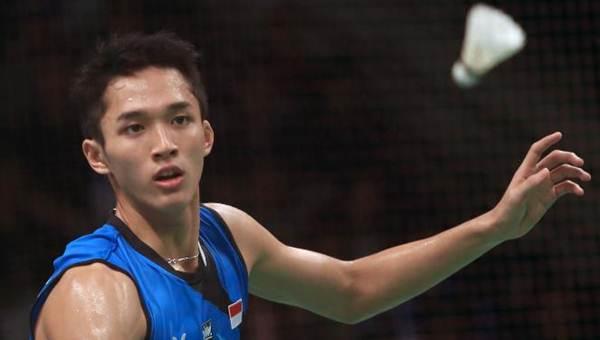 Jadwal Malaysia Open Super Series 2017 Babak 2 Tunggal Putra