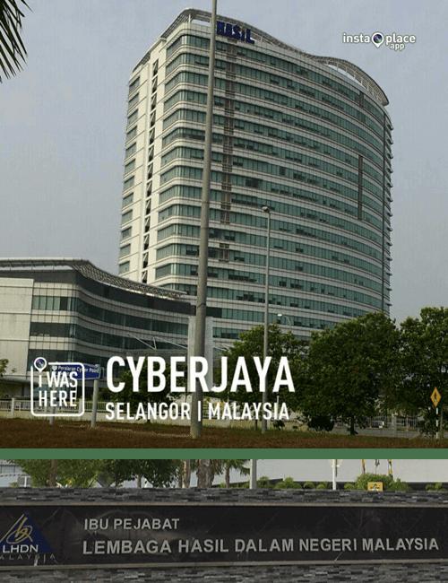 Lembaga Hasil Dalam Negeri, Cyberjaya
