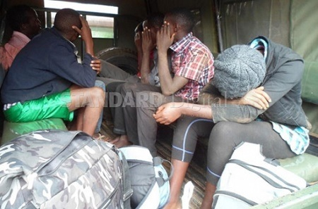 Secondary School Students Busted Having Group S*x in a Rented House
