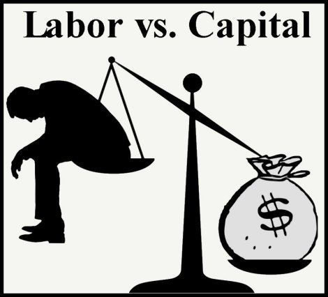 Labor vs. Capital