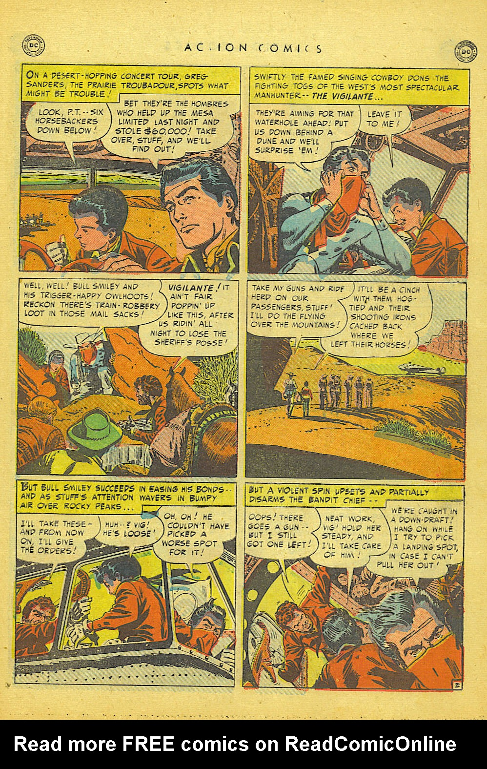 Read online Action Comics (1938) comic -  Issue #150 - 31