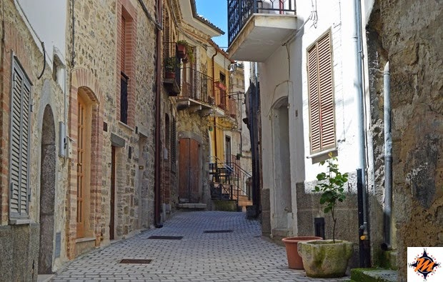 Bomba, centro storico