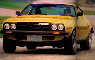 Puma GTB S2 - 1979 - Foto Milton Shirata