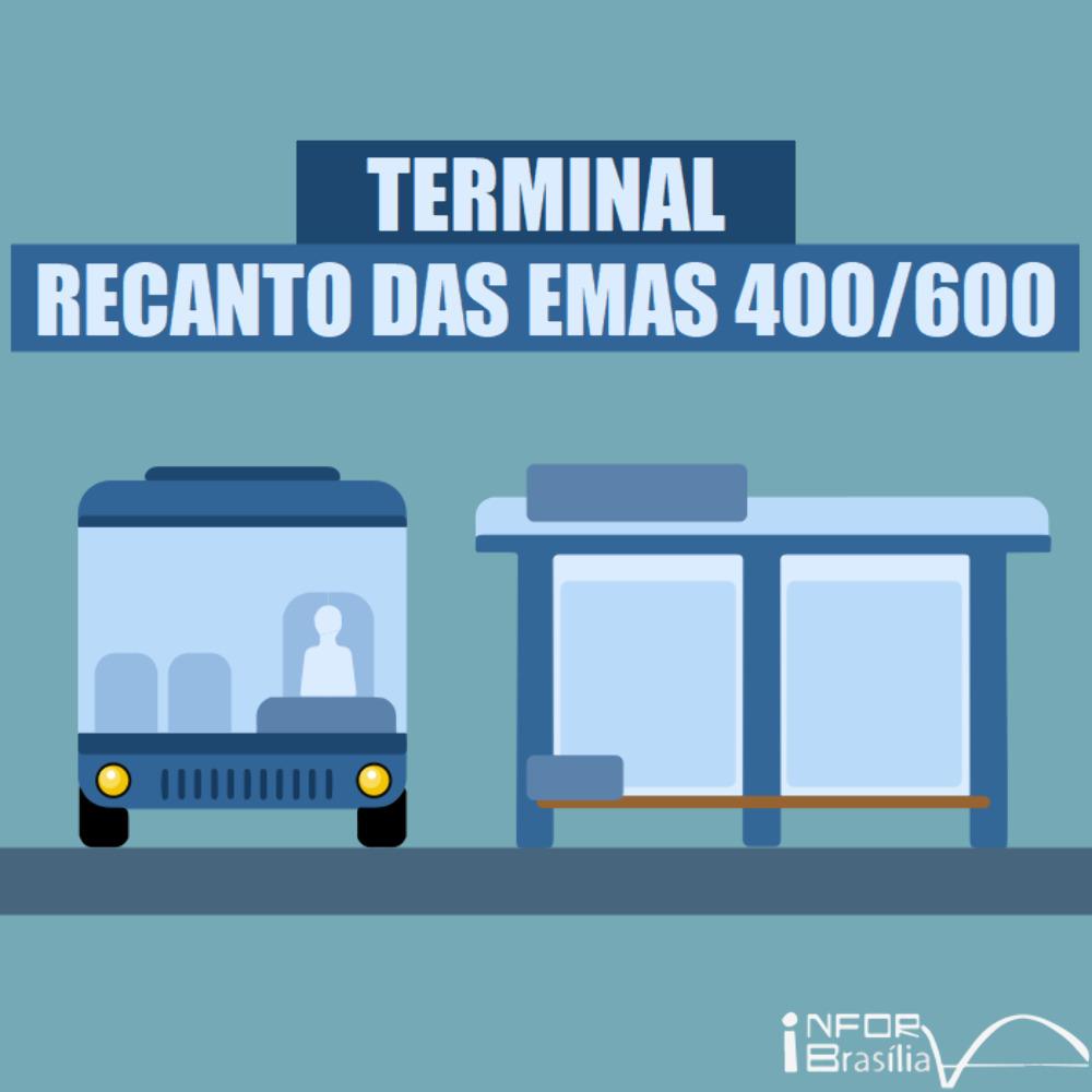TerminalRECANTO DAS EMAS 400/600