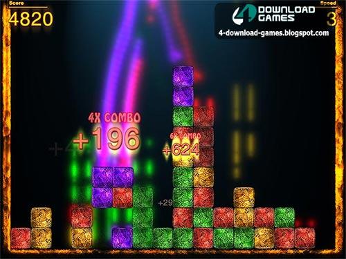 لعبة الطوب الملون Color Bricks للكمبيوتر