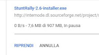 Riprendere download interrotti con Chrome, Firefox e IE