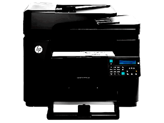 HP LaserJet Pro MFP M225dn Multifunction Printer