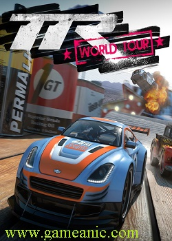 Table Top Racing World Tour Game Cover